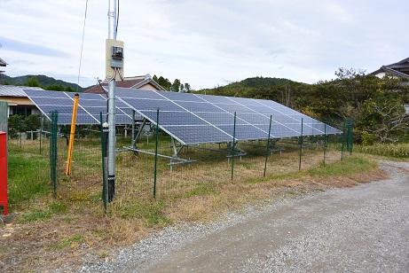小規模な発電所